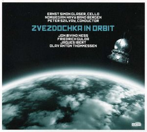 Zvezdochka in Orbit