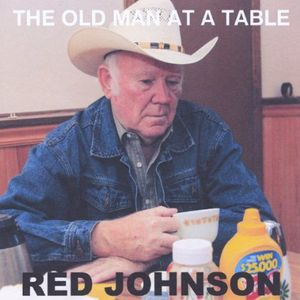 Old Man at a Table