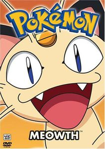 Pokemon All Stars, Vol. 11: Meowth [Japanimation]