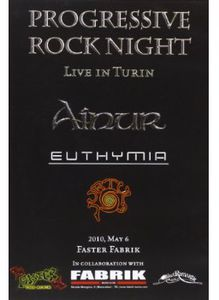 Progressive Rock Night-Live in Turin