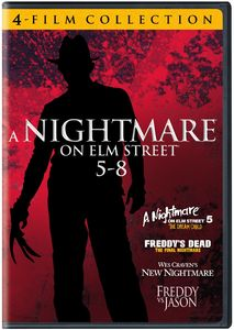 4 Film Favorites: A Nightmare on Elm Street 5-8