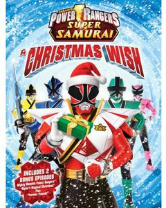Power Rangers Super Samurai a Christmas Wish