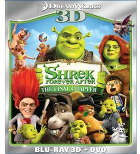Shrek Forever After (3D)