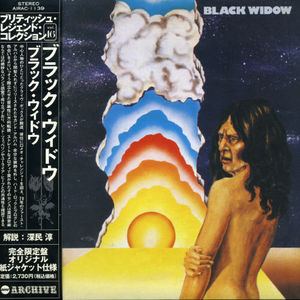 Black Widow [Mini LP Sleeve] [Limited Edition] [Import]