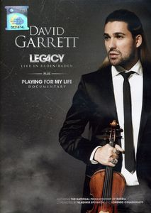 Legacy: Playing for My Life [Import]