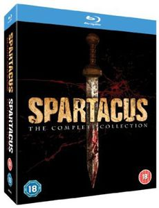 Spartacus: Blood & Sand Series One /  Gods of the Are