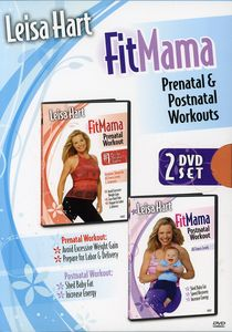 Fitmama: Prenatal and Postnatal Pregnancy Workout [2 Discs] [Exercise]
