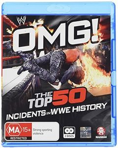 WWE: OMG! The Top 50 Incidents In WWE History [Import]