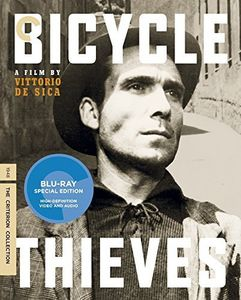 Bicycle Thieves (aka The Bicycle Thief) (Criterion Collection)