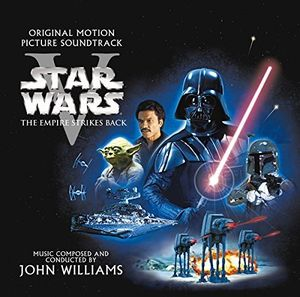 Star Wars Episode 5 - Empire Strikes Back (Original Soundtrack) [Import]