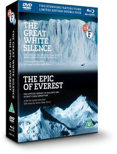 Epic of Everest/ The Great White Silence [Import]