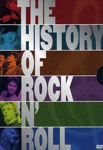 History of Rock N Roll /  Various