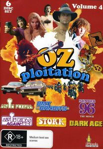 Vol. 4-Oz-Ploitation Boxset