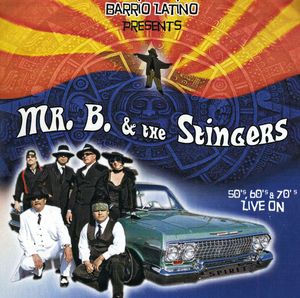 Mr. B & the Stingers