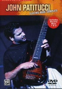 Complete Electric Bass, Vol. 1 and 2 [Instructional]
