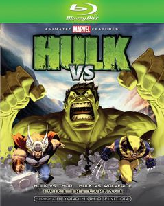 Hulk Vs. [Widescreen] [Foil O-Card]