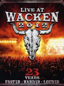Live at Wacken 2012 /  Various
