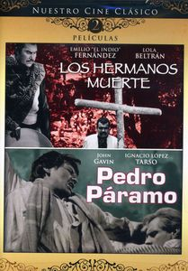 Los Hermanos Muerte/ Pedro Paramo [Full Frame] [Double Feature] [Sensormatic] [Checkpoint]