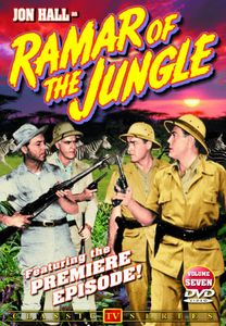Ramar Of The Jungle, Vol. 7 [Black and White]