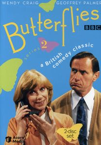 Butterflies: Series 2 [2 Discs] [TV Show]