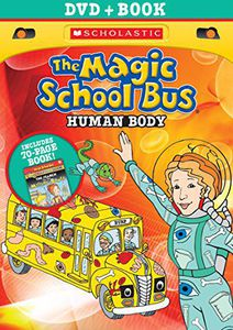 The Magic School Bus: Human Body (w /  Book)