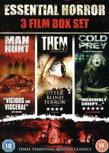 Essential Horror Boxset
