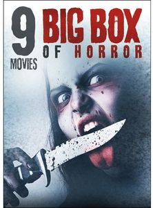 9-Movie Big Box of Horror