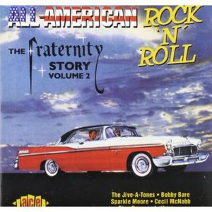 All American Rock N Roll 2: Fraternity Story /  Various [Import]