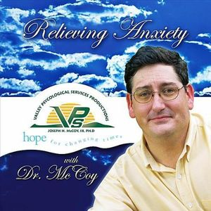 Relieving Anxiety with Dr. McCoy