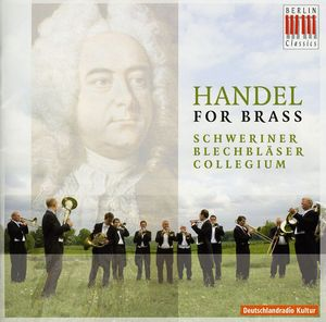 Handel for Brass