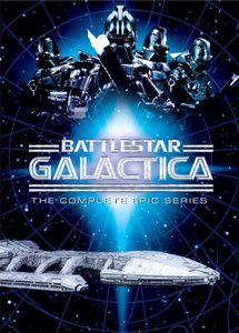 Battlestar Galactica: The Complete Epic Series