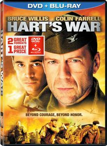 Hart's War [P&S] [Blu-Ray+DVD Combo]