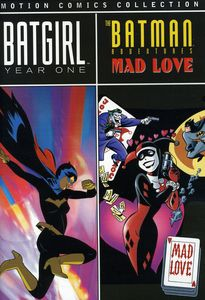 Batgirl: Year One and Batman ADV - Mad
