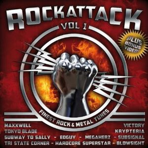 Rock Attack 1 /  Various [Import]