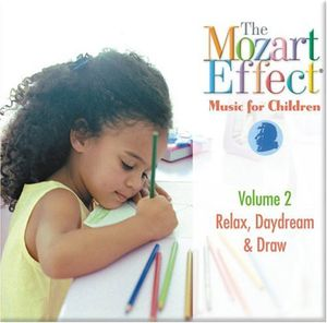 Music for Children 2: Relax Daydream & Draw