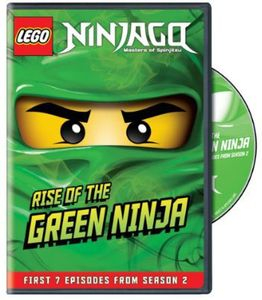 Lego Ninjago: Masters of Spinjitzu - Rise of the Green Ninja