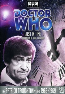 Doctor Who: Lost In Time - Pactrick Troughton Years [2 Discs]