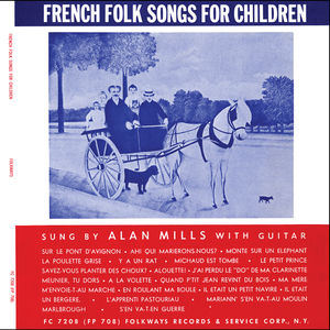 French Folk Songs for Children