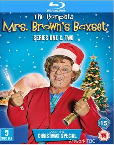Mrs Brown's Boys: Series 1-2 + Christmas-Region B [Import]