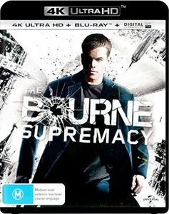 Bourne Supremacy [Import]
