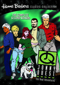 The Real Adventures of Jonny Quest: The Complete Second Season