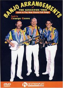 Banjo Arrangements Of The Kingston Trio [Instructional]