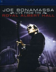Joe Bonamassa Live From the Royal Albert Hall