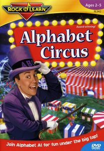 Rock N Learn: Alphabet Circus