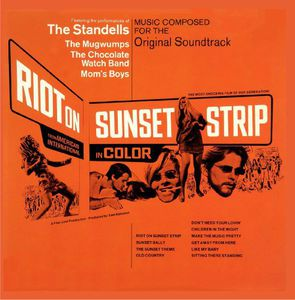 Riot on the Sunset Strip (Original Soundtrack)