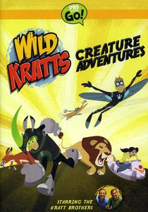 Wild Kratts: Creature Adventures [2 Discs]
