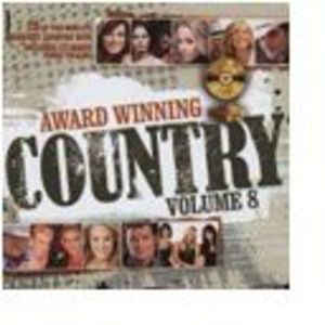 Vol. 8-Award Winning Country