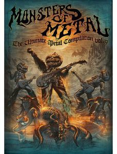 Monsters of Metal 9 /  Various [Import]