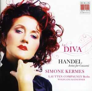 La Diva: Arias for Cuzzoni