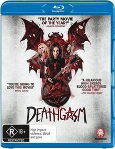 Deathgasm (Blu-Ray) [Import]